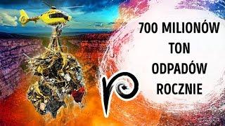 Co Się Stanie, Jeśli Wrzucimy Wszystkie śmieci Do Wulkanów