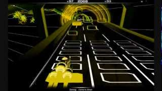 Danzig - Come to Silver (Industrial) Audiosurf - PC