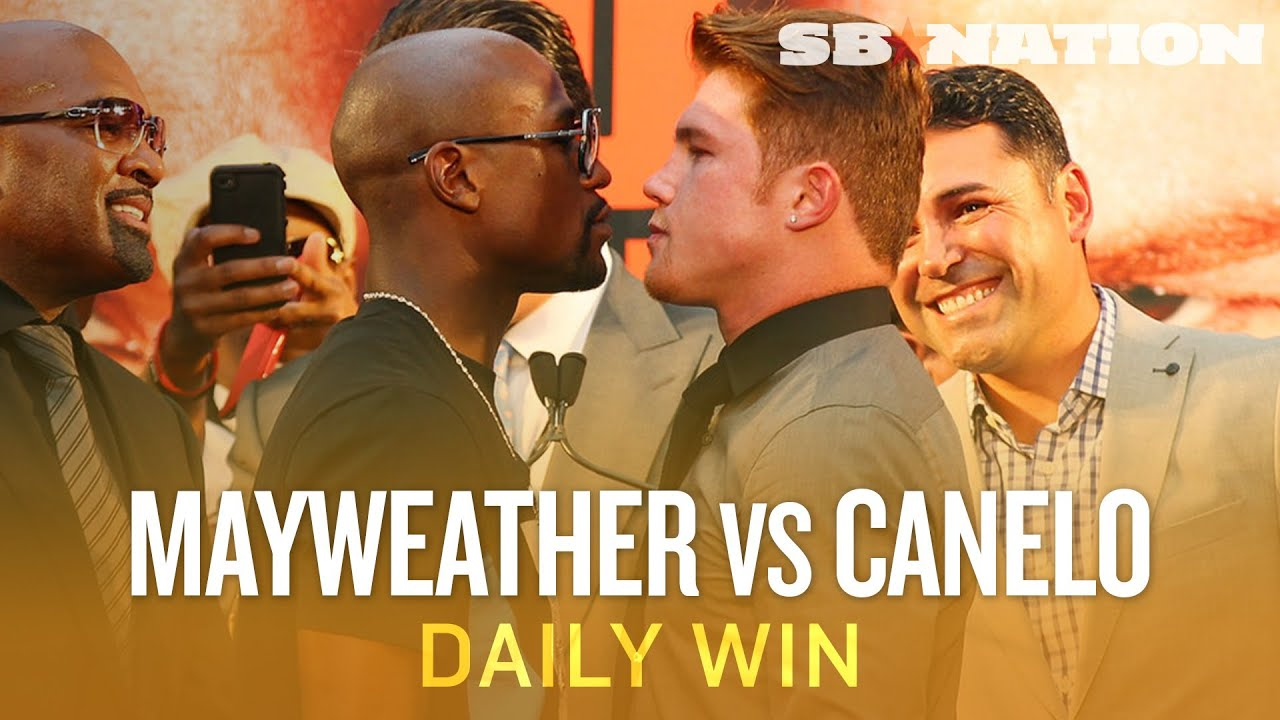 Mayweather vs Canelo analysis (Daily Win) thumbnail