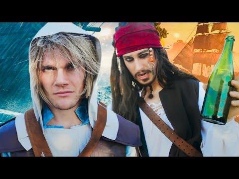 Muzikálový Assasin's Creed 4