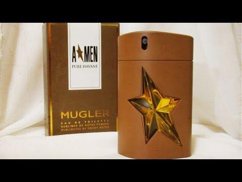 Парфюмерная посылка || Mugler - A*Men PURE HAVANE