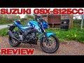 Suzuki GSX S125 Review Little bike BIG BIKE FEEL