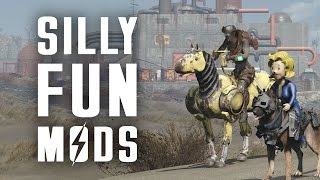 4 Silly Fun Mods