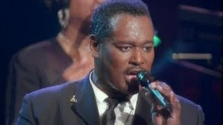 Luther Vandross - Endless love [very rare solo version]