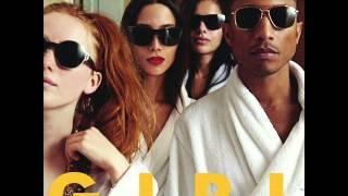 Pharrell Williams - Hunter HQ + Lyrics