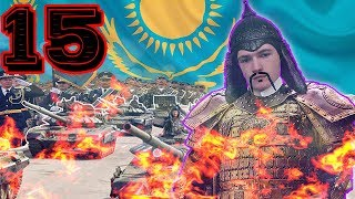 Hearts of Iron IV Millenium dawn modern day за Казахстан #15 Мясо
