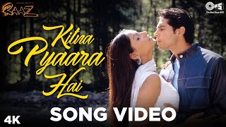 Kitna Pyaara Hai - Raaz | Bipasha Basu & Dino Morea | Alka Yagnik & Udit Narayan