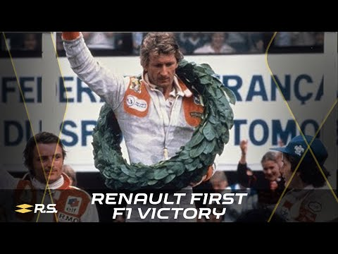Image: WATCH: Renault celebrate 40 years of first win