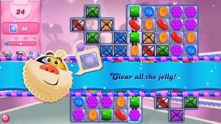 Candy Crush Saga Level 3290 NO BOOSTERS