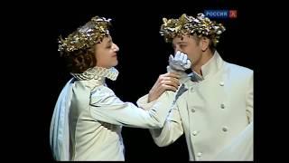 Юновцы в МАСТЕРСКОЙ ПЕТРА ФОМЕНКО!