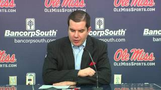 Ole Miss Women's Basketball: Press Conference - vs.LSU (02-09-17)