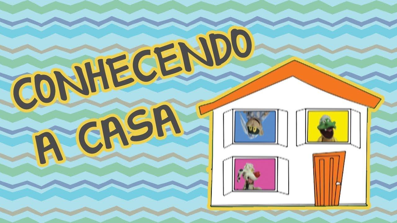 CONHECENDO A CASA   BEBÊ MAIS CASA