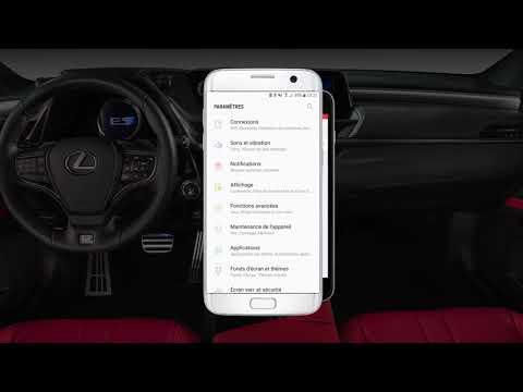 Comment Jumeler Votre Telephone À Votre Véhicule | Lexus Enform 2.0