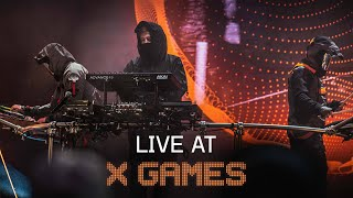 Alan Walker, K-391 & Ahrix - End of Time (Live @ X Games Norway 2020)