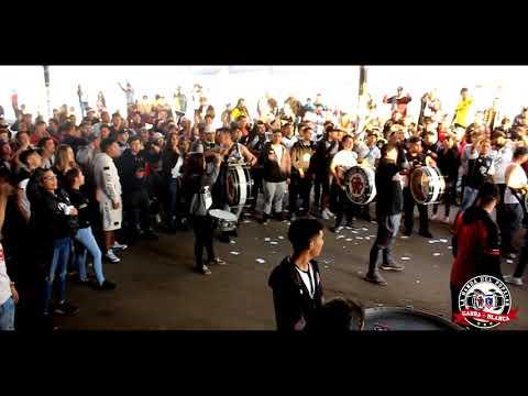 """""""Previa Colo Colo vs Palestino - La Banda Del Popxlar"""" Barra: Garra Blanca • Club: Colo-Colo"""