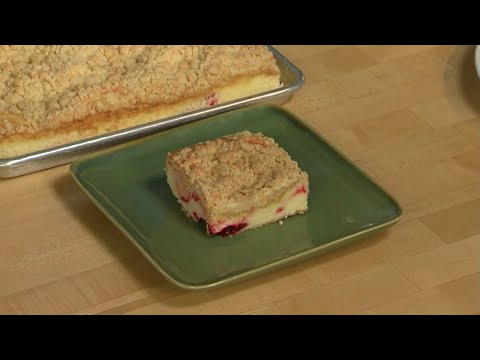 Krusteaz Professional Strawberry Cream Cheese Crumble