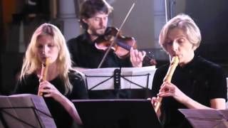 Бах. Бранденбургский концерт №4 BWV 1049 - Sankt-Joseph-Kapelle