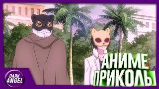 Anime Приколы#27 Тоя турист??