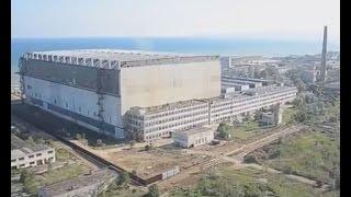 Завод «Море» приступил к строительству нового судна на воздушной подушке