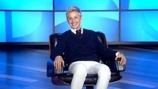 Ellen's Chair Made a Noise - dooclip.me