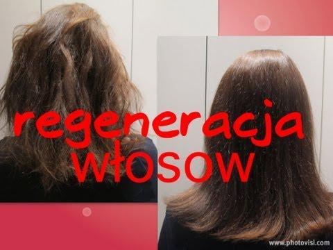 Włosy po użyciu oleju rycynowego zdjęcie