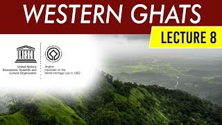 UNESCO World Heritage Site, Western Ghats, One Of The Hottest Biodiversity Hotspots #8