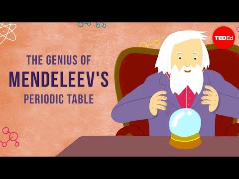 Even On His 180th Birthday, Mendeleev Is Still Predicting New Elements