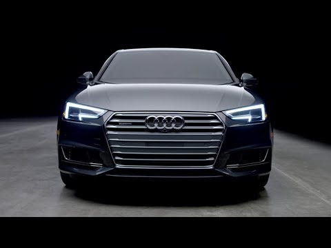 Audi A4: Overview