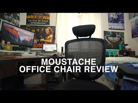 Moustache Office Chair Review!