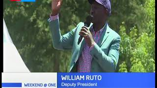 DP Ruto has asked Jubilee rebels to leave the party