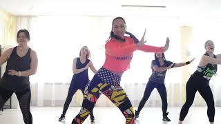 Natti Natasha Pamala Yo Zumba Fitness