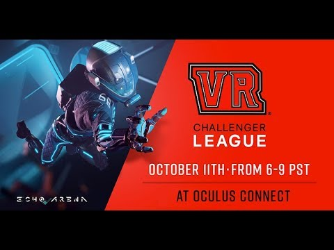 Welcome to the VR Challenger League