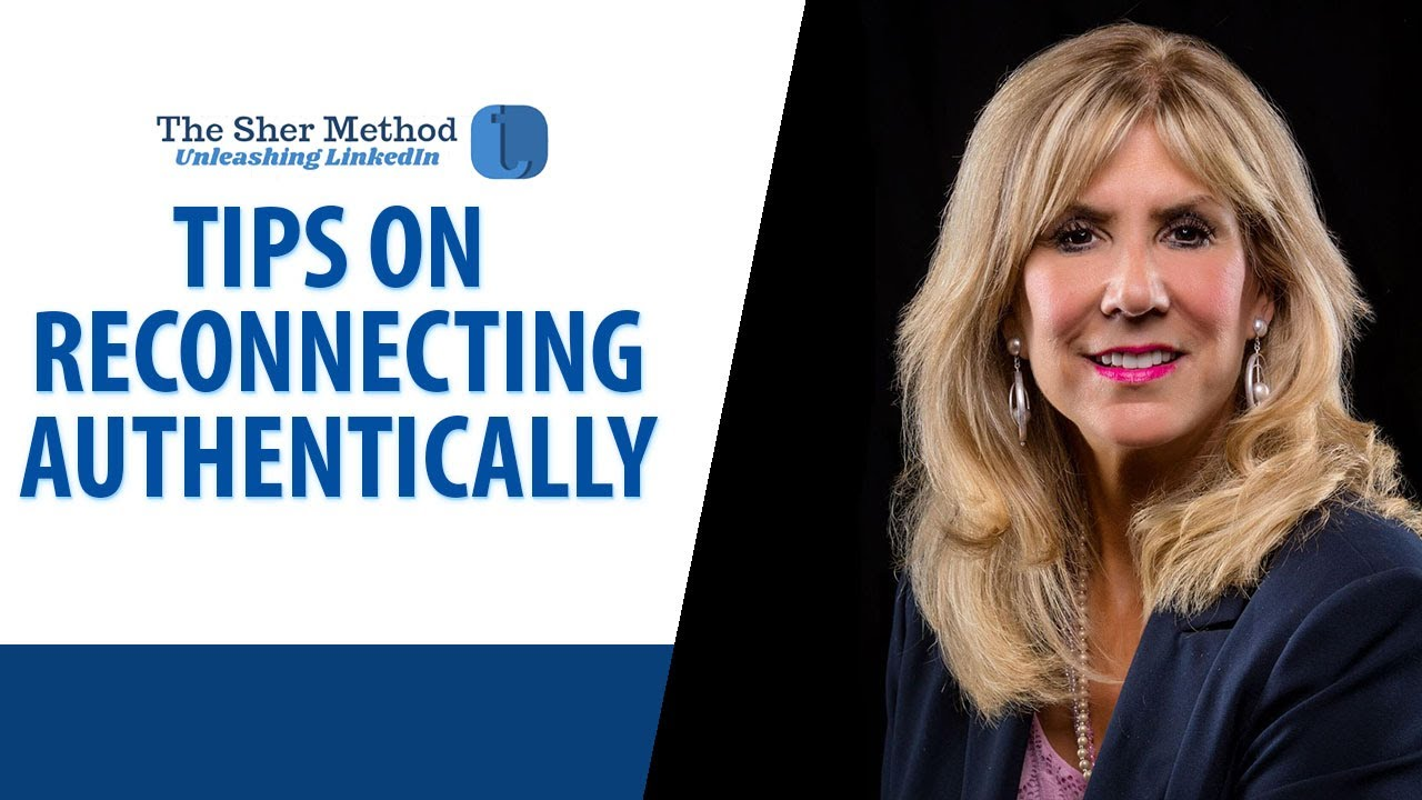 Q: What's the Key to Reconnecting Successfully?