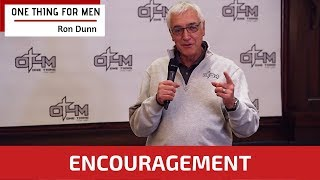 Men's Bible Study Topics | Encouragement