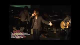 """The Unlikely Candidates - """"Follow My Feet"""" Sunset Sessions Rock! 2013"""
