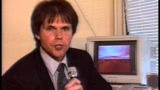 телепередача Компьютерное время (январь 1995)