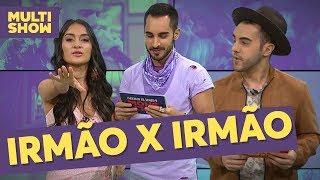 O TVZ Tentou Separar Os MELIM! | TVZ Ao Vivo | Música Multishow