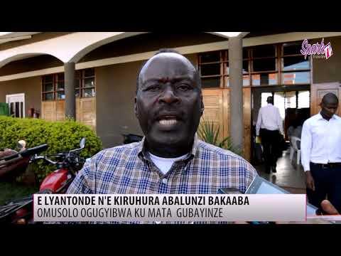 Abasubuzi b'amata bakukulumidde gavumenti lwa musolo