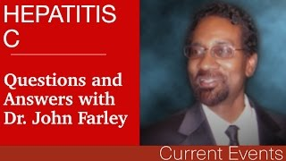 Are you infected? Is it too late? - Hepatitis C - Q & A