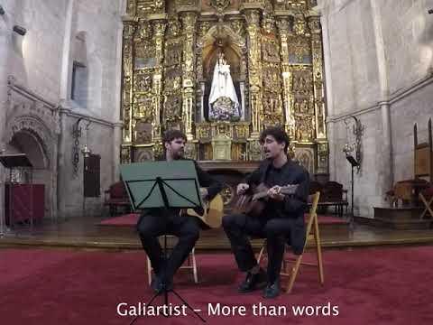 More than words-dúo de guitarras