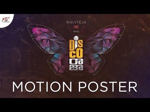 Disco Raja Movie Motion Poster