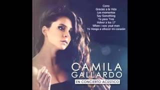 Camila Gallardo    Yo vengo a ofrecer mi corazón