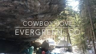 Cowboy Love, V9 - Evergreen, Co