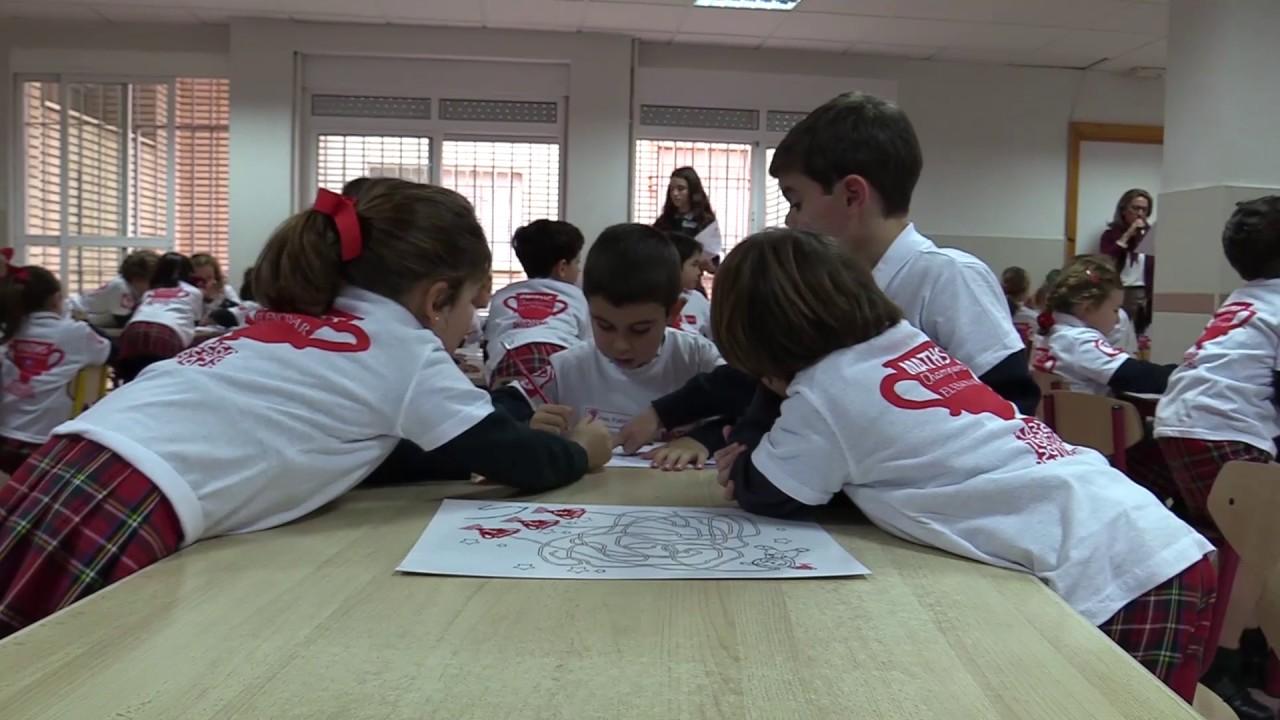 2ª Edición Maths Champions El Encinar