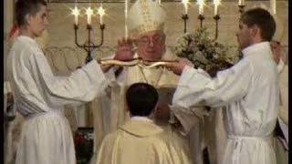 Estonia: ordenación episcopal en Tallin