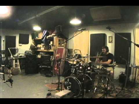 "Varsity Killers - ""Gasoline"" Drum Tracking"