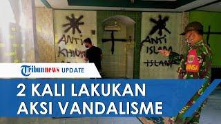 Pelaku Vandalisme di Musala Tangerang Ternyata Sudah 2 Kali Lakukan Aksi di Lokasi Berbeda