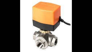 Motorized Electric Ball Valve