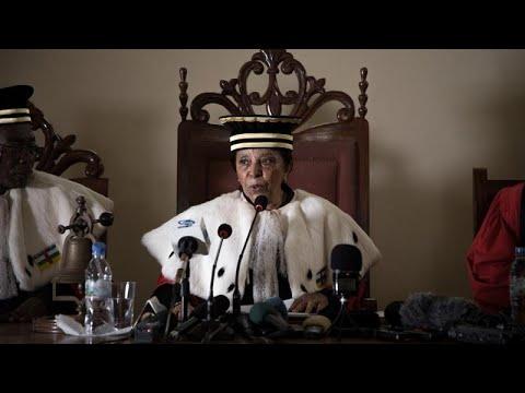La Cour constitutionnelle valide la réélection du président Touadéra La Cour constitutionnelle valide la réélection du président Touadéra