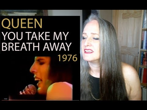 Voice Teacher Reaction to Queen |  You Take My Breath Away (Live At Hyde Park 1976) Freddie Mercury